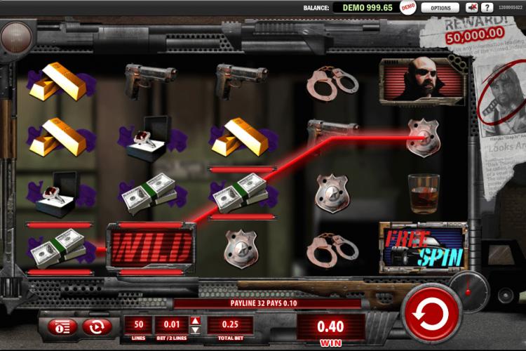 Casino croupier eveneens actief als overvaller