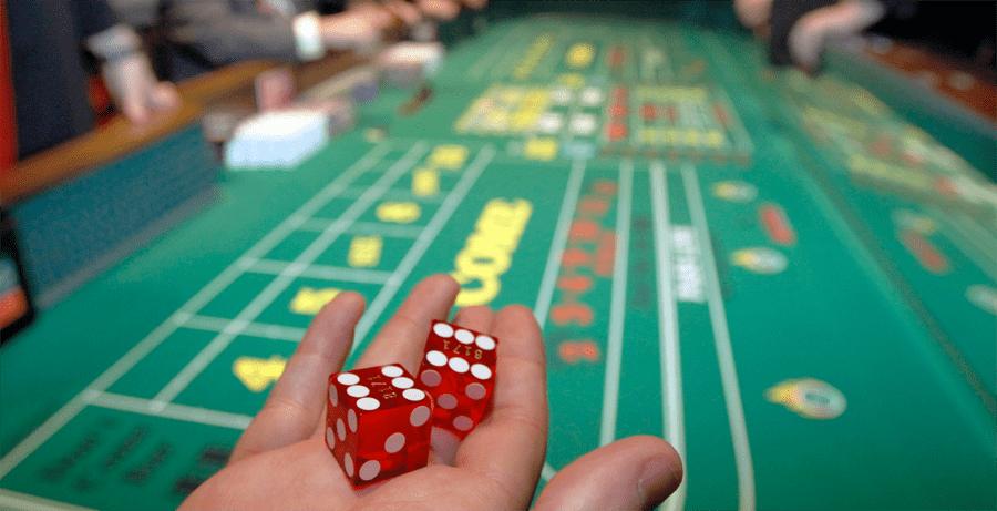 Craps spelen in Winny Casino