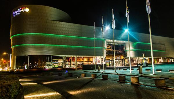 Jackpot valt in Holland Casino Utrecht