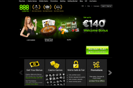screenshot 888casino