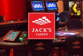 Jack´s Casino actie met leuke prijzen