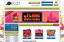 Slotplanet Screenshot