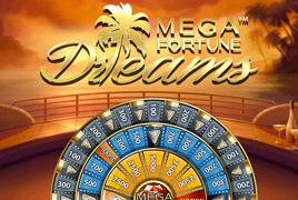 Mega Fortune Dreams jackpot valt bij Betsson