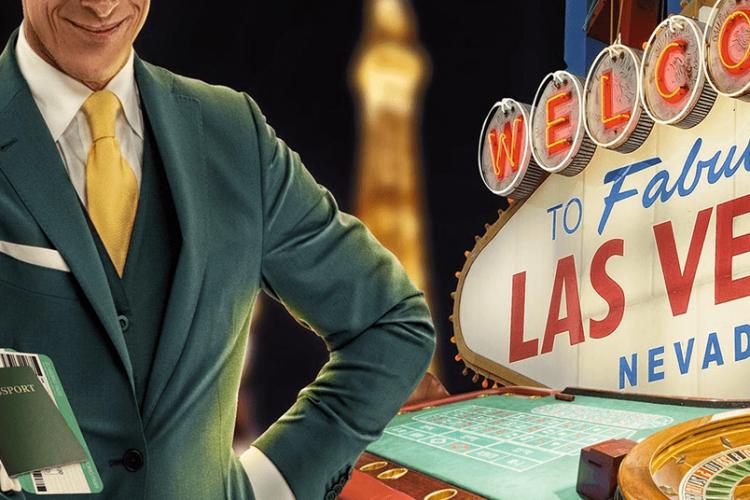 Rechtstreeks van Amsterdam naar Las Vegas