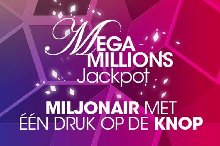 Jackpot Mega Millions is weer gevallen