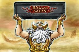 jackpot van Hall of Gods