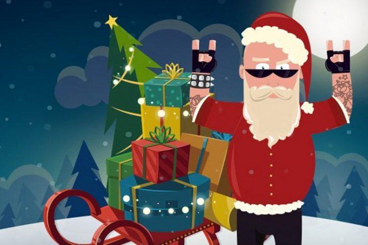 Christmas Jumper wedstrijd in online casino