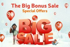 Big Bonus Sale
