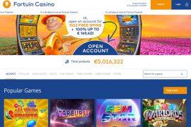 Fortuin Casino screenshot