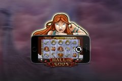 mobiel slot Hall of Gods