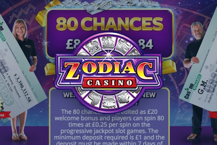 Zodiac Casino Review 2021