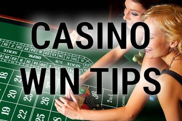 Casino win tips