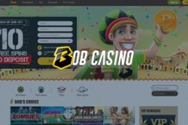 Detail BOB Casino