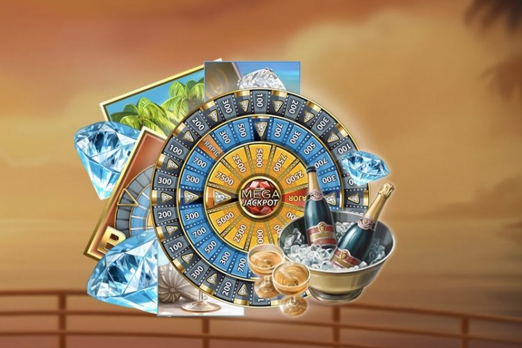 Slots met een jackpot van 1, 2, 3 en 4 miljoen