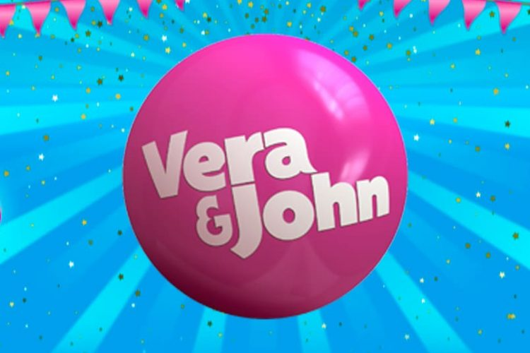 Sunday Funday in online casino van Vera&John