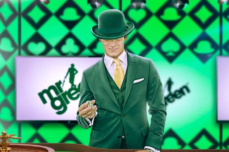 Rock N Repeat actie bij Mr Green