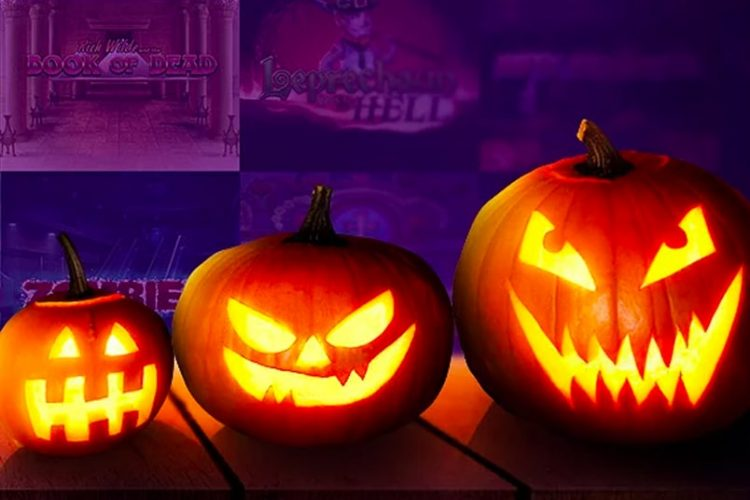 Vier het Halloweenfeest in online casino
