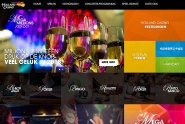 Online gokken bij Holland Casino