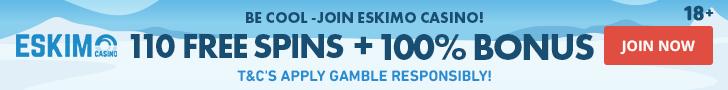 online gokken bij eskimo