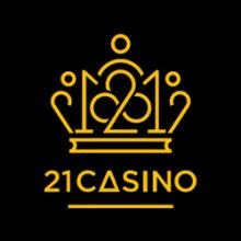 Logo 21 Casino