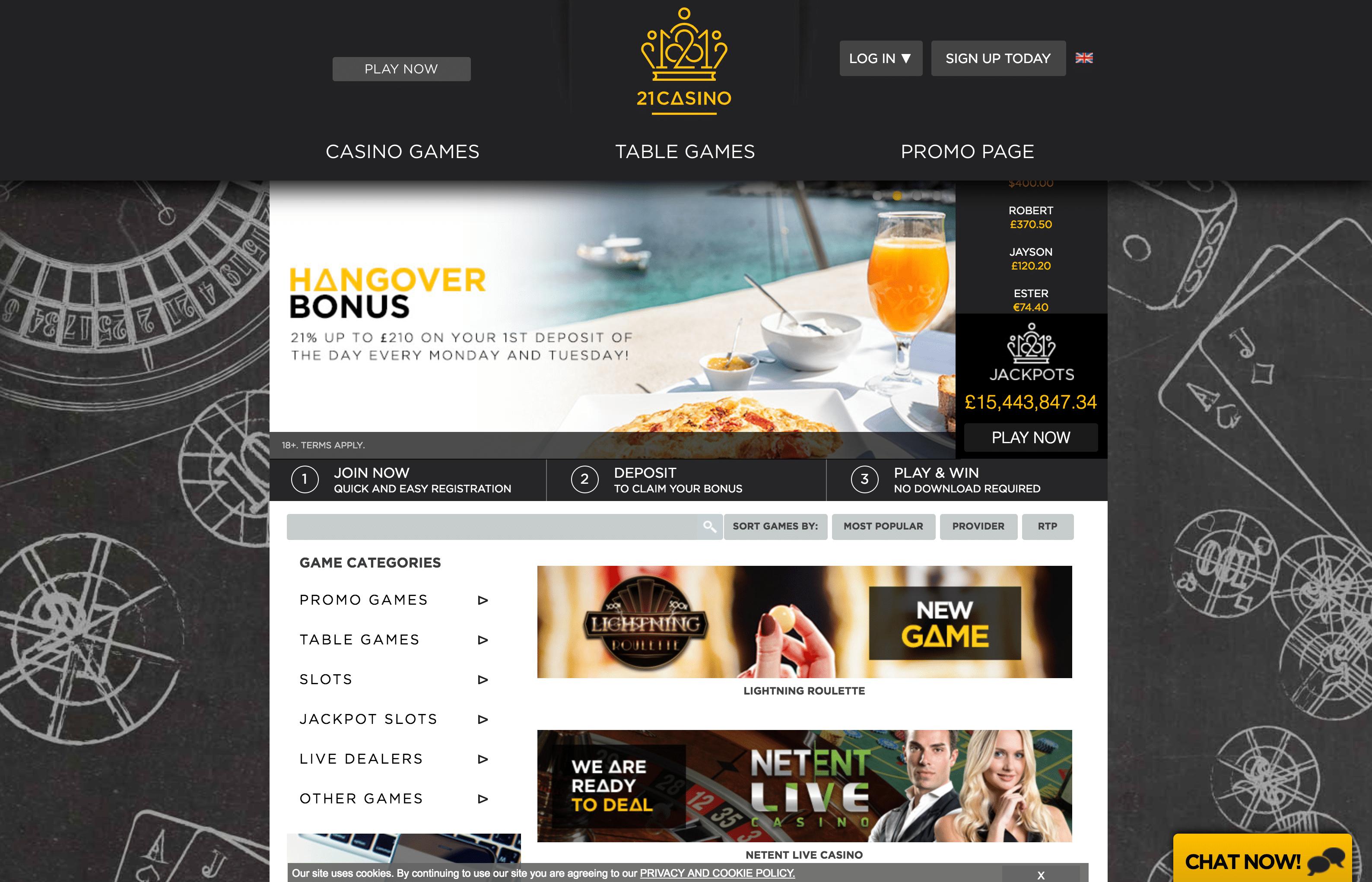 Royal vegas casino real money