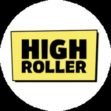 Logo High Roller Casino