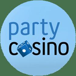 Logo Party Casino