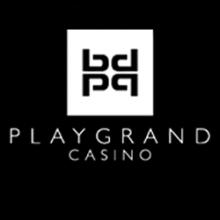 Logo Playgrand Casino