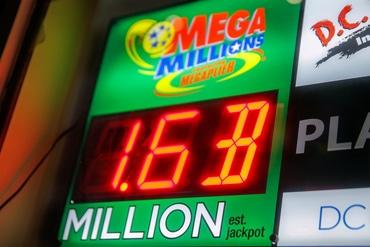 Recordjackpot van 1,4 miljard euro gewonnen
