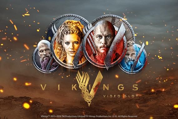 Vikings van Netent binnenkort verwacht