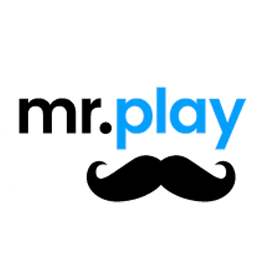 Logo Mr. Play