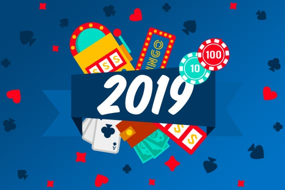2019: een vooruitblik op een mooi online casino jaar