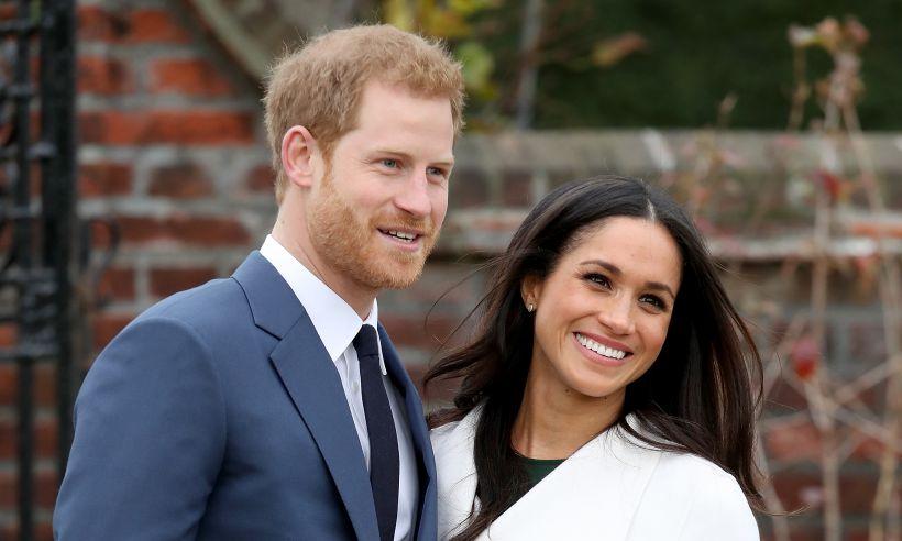 Online gokken op naam baby Meghan en Harry