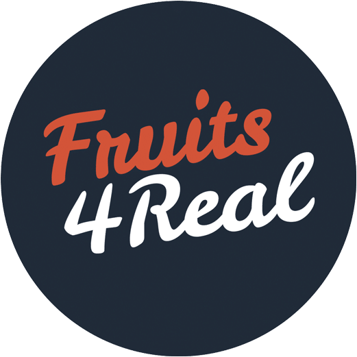 Logo Fruits4Real