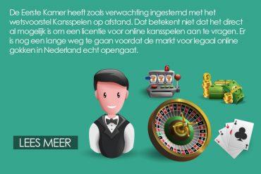 casino regulering