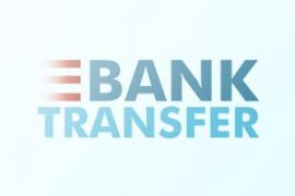Logo Bank wire transfer