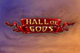 Hall of Gods van NetEnt