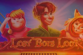 Lost Boys Loot videoslot