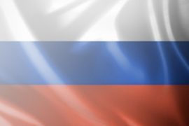 Logo Russisch