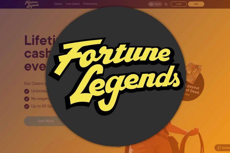 Slot League in Fortune Legends Casino