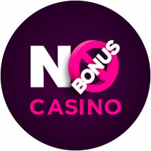 Logo No Bonus Casino