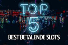 Top 5 best betalende slots