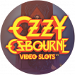 Logo Ozzy Osbourne Slot