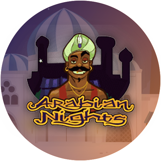 Logo Arabian Nights
