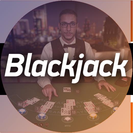 Logo Online Blackjack