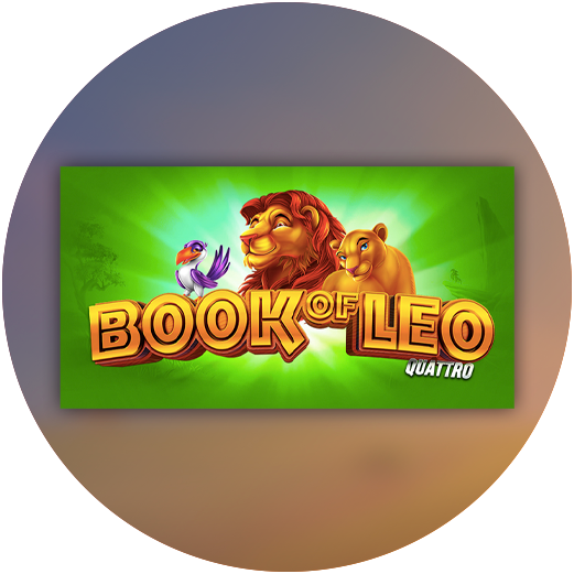 Logo Book of Leo Quattro