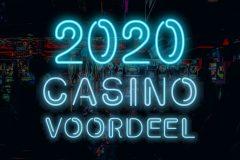 Casino voordeel in 2020