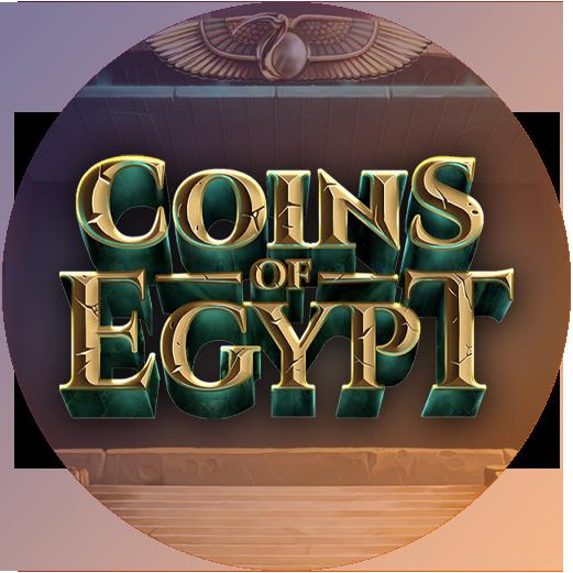 Logo Coins of Egypt