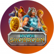 Logo Divine Showdown