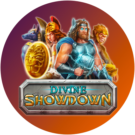 Logo Divine Showdown